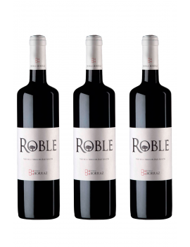 3 Botellas Vino Roble