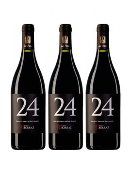 3 Botellas Vino Las Planas 24
