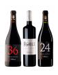 3 Botellas Vino Roble, Las Planas 24 y Las Planas 36