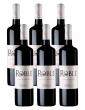 6 Botellas Vino Roble