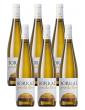 6 Botellas Vino Blanco Las Planas Joven